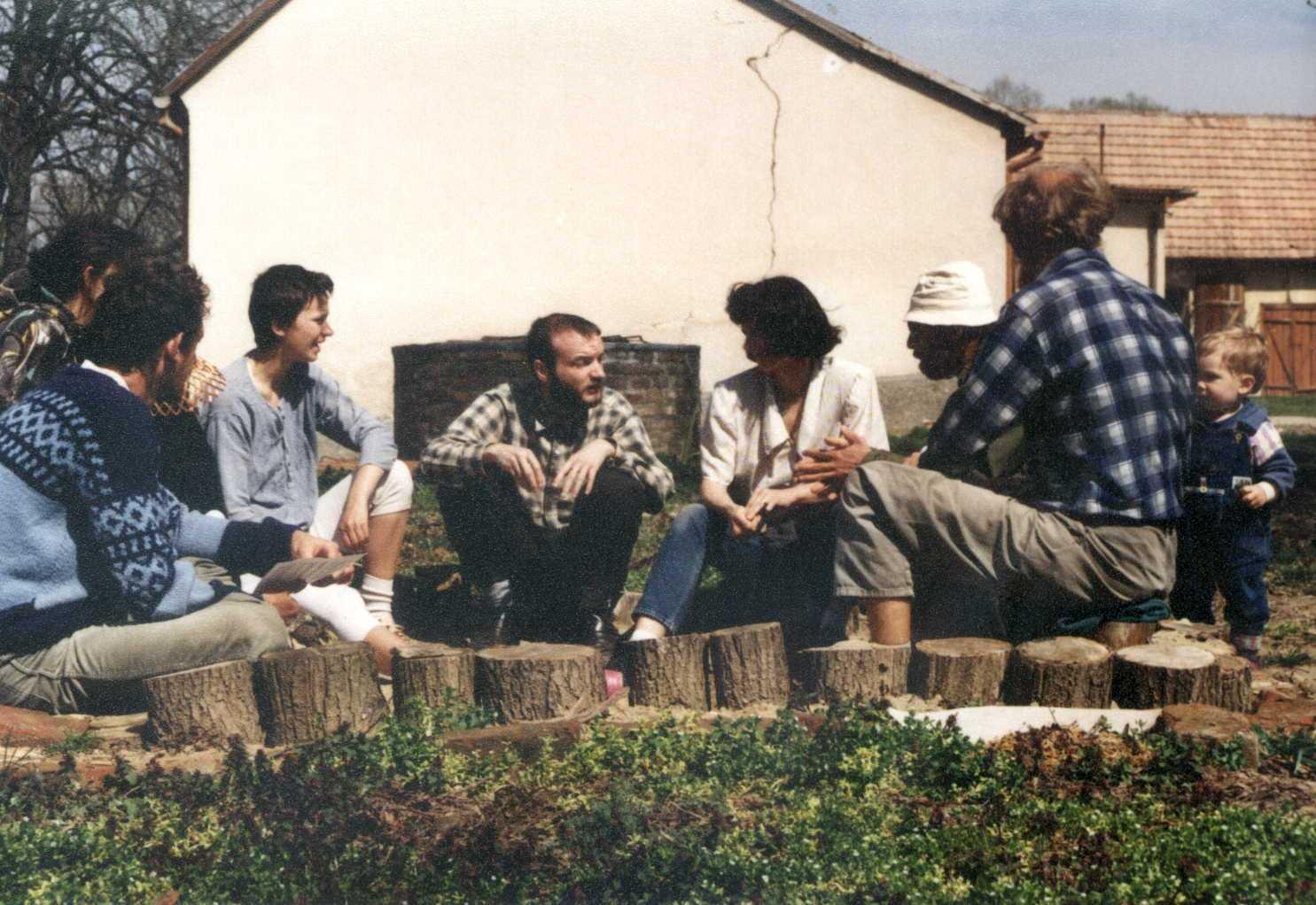 GyűrűgyűlésIbafán1994